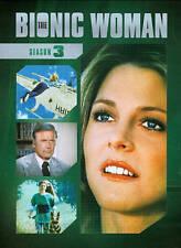 The Bionic Woman ~ Complete 3rd Third Season 3 Three ~ BRAND NEW 5-DISC DVD SET