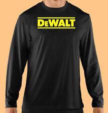 T-Shirt, Long Sleeve, Business or Professional, Dewalt, Tools, Gildan Heavy Wt.