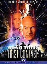 Star Trek: First Contact, BRAND NEW DVD FREE SHIPPING