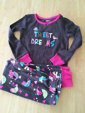 NWT Gymboree Gymmies Girls Cotton Pajamas Set Pj SZ 4  Birds