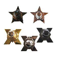 RedDog Straplocks Star und X-Syle chrom gold schwarz