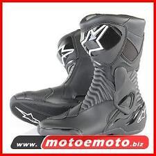 Stivali Moto Alpinestars Smx 6 Neri Pista Sport Touring Antitorsione New Grandi