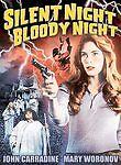 Silent Night, Bloody Night (DVD 2004) PATRICK O'NEAL JOHN CARRADINE MARY WORONOV