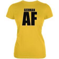 German AF Juniors Soft T Shirt