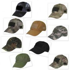 Insert Cap Touch Fastener Cap Peaked Cap Army Field Hat Baseball Cap