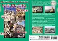 DVD Vue du ciel n°1 : Bretagne, Val de Loire, Bourgogne, Alsace  Tourisme Voyage