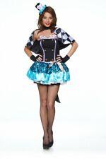 Kostüm HUTMACHER DELUXE Alice im Wunderland Mad Hatter Damen Verkleidung