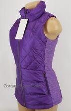 NEW LULULEMON Down For A Run Goose Down Vest 4 6 8 10 Tender Violet Purple