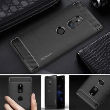 Premium Luxury Slim Shock Proof Protective Case Cover for Sony Xperia XZ2