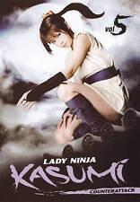 Lady Ninja Kasumi, Vol. 5: Counter Attack (Brand New DVD, 2010)