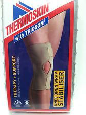 Thermoskin W/ Trioxon Knee Open Wrap Stabiliser