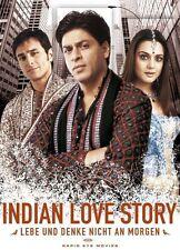 Indian Love Story - Lebe und denke nicht an morgen (Shah Rukh Khan) DVD NEU+OVP!