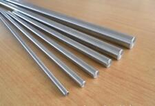 100~550mm Chromed Smooth Rod 6 8 10 12mm Steel Linear Rail Shaft 3D Printer CNC