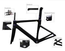 T1000 Matt Carbon Fiber Road Racing Bike Frame 700C OEM Road Bike Frame 48 -56cm