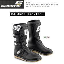 Stivali TRIAL moto GAERNE BALANCE PRO-TECH black nero 2524001
