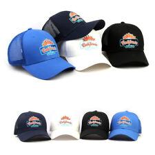 XL~2XL XXL 61~64Cm California Mqum Herren Baseball Cap Mütze Gaze Trucker Hut