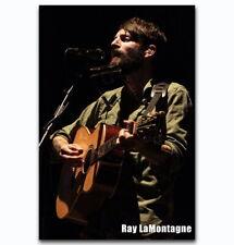 60278 Ray LaMontagne Pop Music Singer Star Wall Print Poster CA