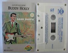 BUDDY HOLLY GOOD ROCKIN RARE AUSTRALIAN CASSETTE TAPE