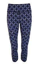 Polo Ralph Lauren Women's Shibori-Print Cropped Legging