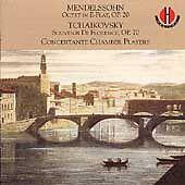 Mendelssohn: Octet in Ef; Tchaikovsky: Souvenir de Florence in D Op70