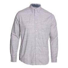 Edwin Denim Long Sleeve Captain Shirt