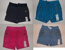 Toughskins Infant / Toddler Girls Shorts Various Sizes NWT