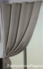 Pannello tenda con borchie oscurante misura 140x290 cm