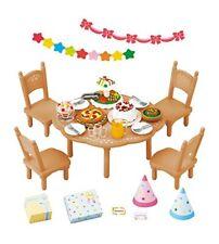 Sylvanian Families / Calico Critters Home Party Set Ka-612 New