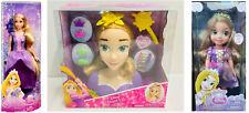 Disney Princess - Rapunzel Styling Head - Toddler Doll 40cm - BRAND NEW