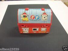 Fisher Price Mini Lunch Box 1962