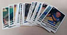 1995 Futera Aussie Baseball League ABL - Canberra Bushrangers, Giants, Cougars