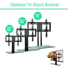 "32/55/70"" Table Top TV Stand Desktop Bracket LCD LED Plasma VESA Mount AU Stock"
