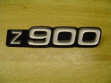Kawasaki Z900 Z 900 Seitendeckel Emblem