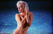 MARILYN MONROE NUDA in piscina art. a muro Ritratto Film Poster Stampa