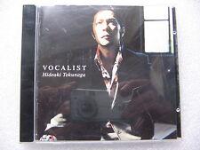 CD HIDEAKI TOKUNAGA - VOCALIST