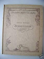 Richard Wagner um 1940 Biografie