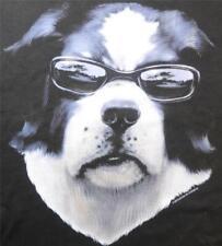 Full Frontal Attitude Big Dogs Black Tee Shirt L XL 2X 3X 4X 5X 6X Sunglasses