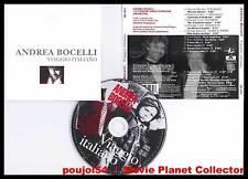 """ANDREA BOCELLI """"Viaggio Italiano"""" (CD) 1995"""