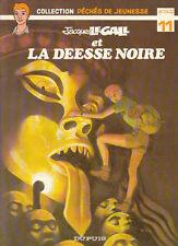 Jacques Le Gall 2. La Déesse noire. MITACQ 1981. neuf