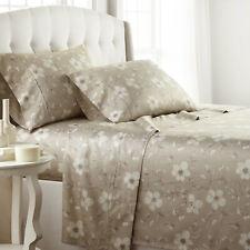 Luxury Extra Deep Pocket 100-percent Cotton Sateen Mystic Print Sheet Set