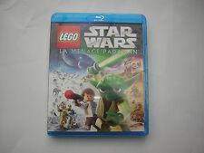 DVD BLU-RAY lego  STAR WARS la menace padawan
