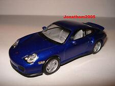 PORSCHE 911 TURBO - 2000  au 1/43 ème