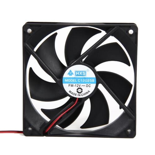 price 2 X 120 Mm Fan Travelbon.us