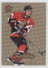 2006-07 Fleer Ultra Gold Medallion #135 Wade Redden Ottawa Senators Hockey Card