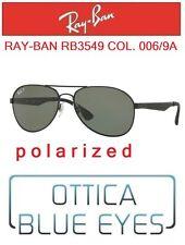 Occhiali da Sole RAYBAN RB3549 006/9A POLARIZED Classic PILOT Sunglasses Ray Ban