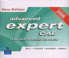 Longman ADVANCED CAE EXPERT Audio 4CD Pack (Teacher's) NEW EDITION @New Sealed@