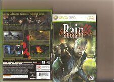 Vampire Rain Xbox 360/X BOX 360