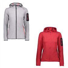 CMP Damen Fleecejacke Woman Jacket Fix Hood 39H5496 Jacken