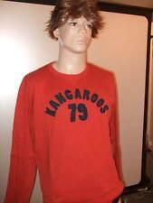 Pullover Pulli Langarm Sweater ziegelrot von  KangaROOS  L XL 52/54 56/58 NEU