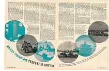 1969 MICKEY THOMPSON  ~  NICE 3-PAGE ORIGINAL ARTICLE